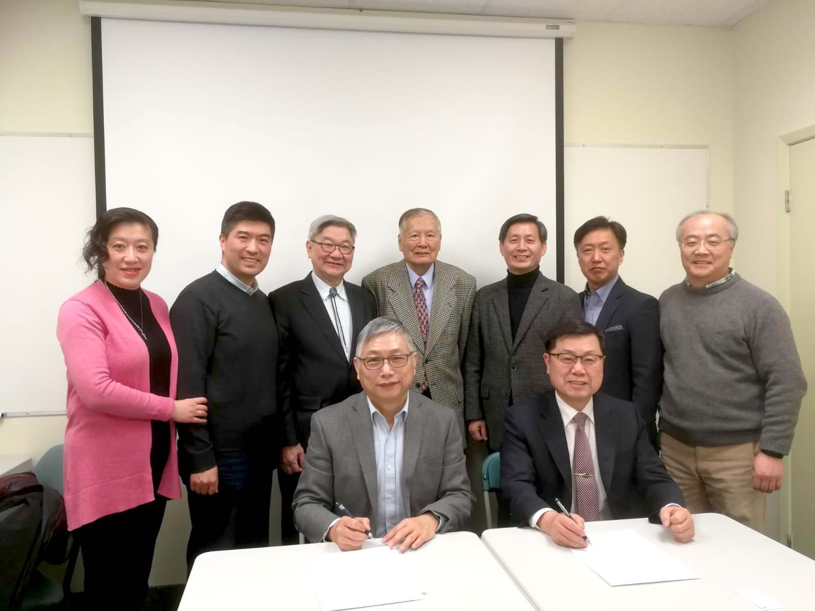 邀請安排兩對能操流利國語的韓裔宣教士夫婦